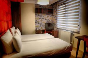 Chakra Suites Levent-Metro, Apartmanhotelek  Isztambul - big - 58