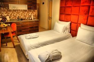 Chakra Suites Levent-Metro, Apartmanhotelek  Isztambul - big - 59