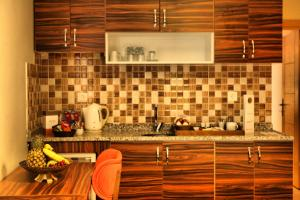Chakra Suites Levent-Metro, Apartmanhotelek  Isztambul - big - 60