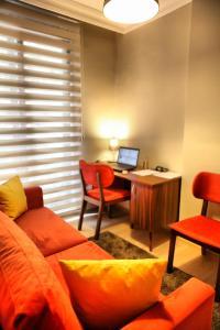 Chakra Suites Levent-Metro, Apartmanhotelek  Isztambul - big - 44