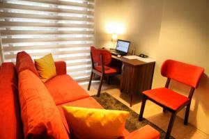 Chakra Suites Levent-Metro, Apartmanhotelek  Isztambul - big - 38