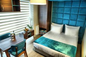 Chakra Suites Levent-Metro, Apartmanhotelek  Isztambul - big - 36