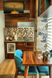 Chakra Suites Levent-Metro, Apartmanhotelek  Isztambul - big - 53