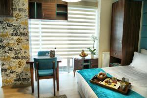 Chakra Suites Levent-Metro, Apartmanhotelek  Isztambul - big - 37