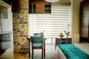 Chakra Suites Levent-Metro, Apartmanhotelek  Isztambul - big - 52