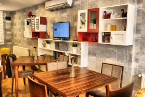 Chakra Suites Levent-Metro, Apartmanhotelek  Isztambul - big - 41