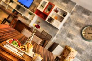Chakra Suites Levent-Metro, Apartmanhotelek  Isztambul - big - 49