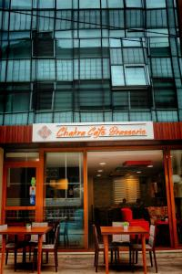 Chakra Suites Levent-Metro, Apartmanhotelek  Isztambul - big - 48