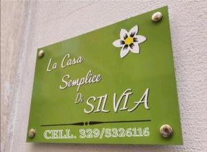 La Casa Semplice Di Silvia