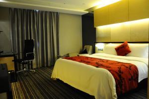 Grand View Hotel Tianjin, Hotels  Tianjin - big - 16