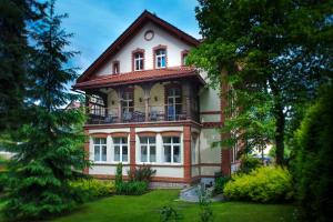 Accommodation in West Pomeranian