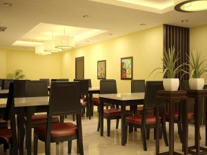 TTC Hotel Deluxe Saigon, Szállodák  Ho Si Minh-város - big - 40
