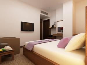 TTC Hotel Deluxe Saigon, Szállodák  Ho Si Minh-város - big - 35