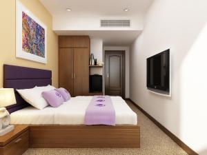 TTC Hotel Deluxe Saigon, Szállodák  Ho Si Minh-város - big - 34