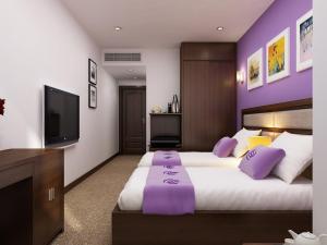 TTC Hotel Deluxe Saigon, Szállodák  Ho Si Minh-város - big - 32