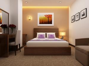 TTC Hotel Deluxe Saigon, Hotely  Ho Či Minovo Město - big - 47
