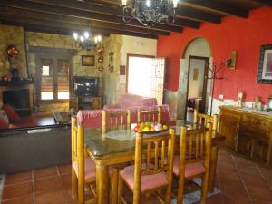 Rancho Los Cuñaos, Виллы  Эль-Гастор - big - 11