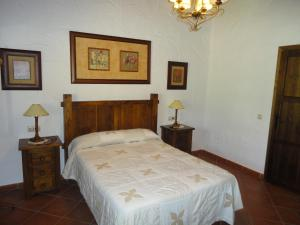 Rancho Los Cuñaos, Виллы  Эль-Гастор - big - 8