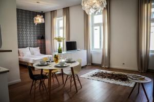 Apartmán Baross Boutique Apartman Ráb Maďarsko