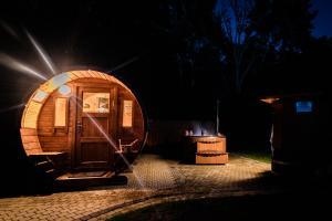Apartamenty Gajówka sauna jacuzzi rowery