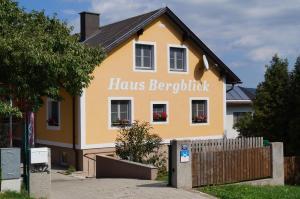 Haus Bergblick - Ternitz