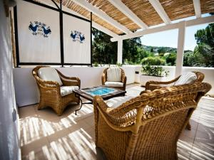 Deluxe Suite mit Balkon