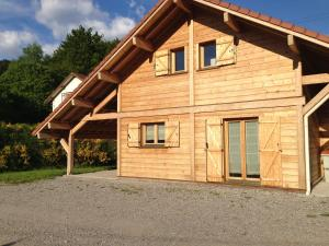 Location gîte, chambres d'hotes Le Chalet des Neiges dans le département Vosges 88