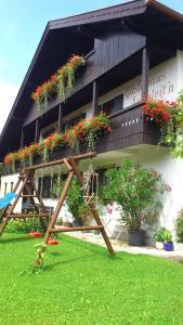 Penzion Gästehaus Sonnleit`n Lenggries Německo