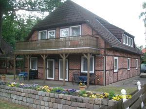 Ferien und Gaestehaus Harms, Pensionen - Neuenkirchen