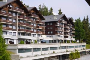 Immeuble Les Mélèzes - Apartment - Thyon les Collons