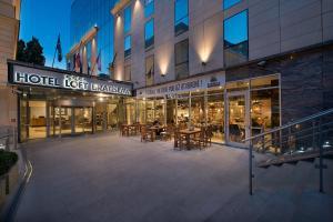 Loft Hotel Bratislava (31 of 59)