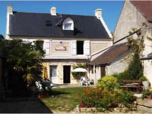 Chambres et Tables d'hôtes à l'Auberge Touristique, Bed and breakfasts  Meuvaines - big - 11