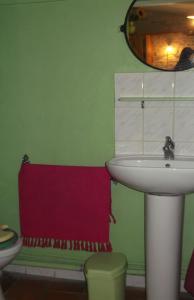Chambres et Tables d'hôtes à l'Auberge Touristique, Bed and breakfasts  Meuvaines - big - 7