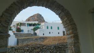 Pension Ilias Amorgos Greece