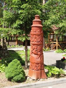 Hotel Jerevan, Отели  Друскининкай - big - 13