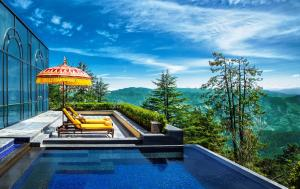 Wildflower Hall, An Oberoi Resort, Shimla, Szállodák  Simlá - big - 31