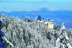 Wildflower Hall, An Oberoi Resort, Shimla, Szállodák  Simlá - big - 71