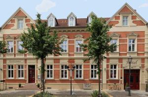 Hotel Stadt Beelitz - Brück
