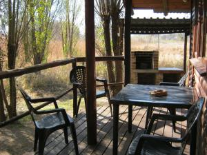 Elands River Lodge, Chaty  Machadodorp - big - 34