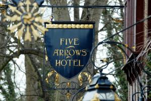 The Five Arrows Hotel (10 of 46)