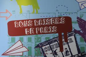 The 3 Ducks Eiffel Tower by Hiphophostels