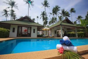Idyllic Samui Resort, Rezorty  Choeng Mon Beach - big - 18