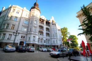 4 hviezdičkový apartmán Bishop Apartments Brno Česko
