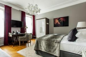 Deluxe Double/ Twin Room St. Petersbourg Hotel - Small Luxury Hotels of the World