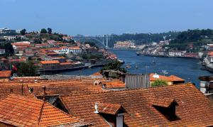 Oporto River and Ribeira Views, Vila Nova de Gaia