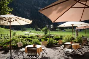 Landgasthof Ruedihus - Hotel - Kandersteg