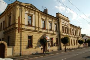 Auberges de jeunesse - Penzion Černý Kůň