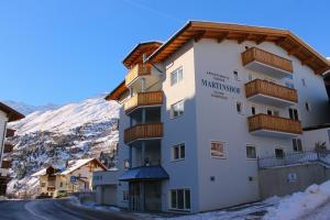 Martinshof - Accommodation - Obergurgl-Hochgurgl