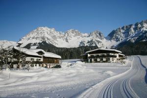 Pension Sunnbichl - Hotel - Going am Wilden Kaiser