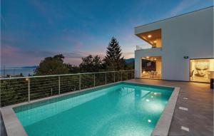 Four-Bedroom Holiday Home in Matulji